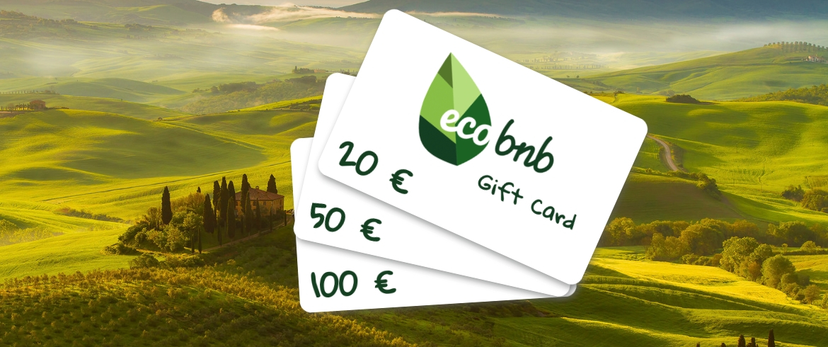 Gift card: how to use your gift card on Ecobnb