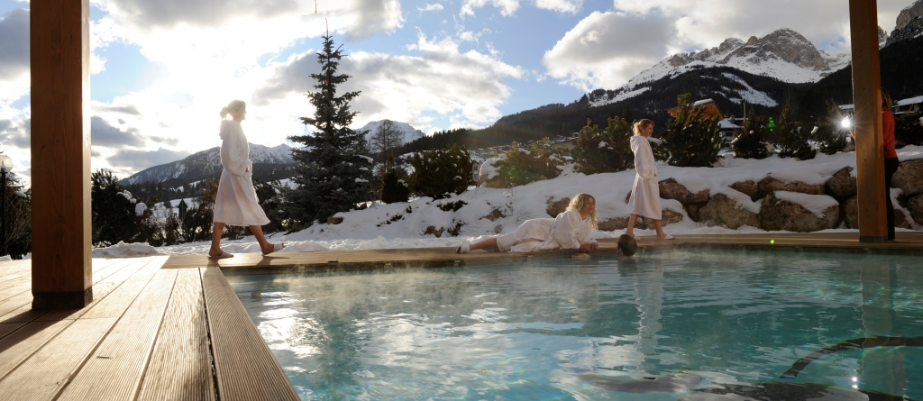 A wellness experience at high altitude