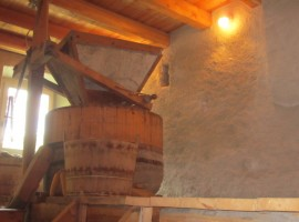 Ancient mill in Cueli
