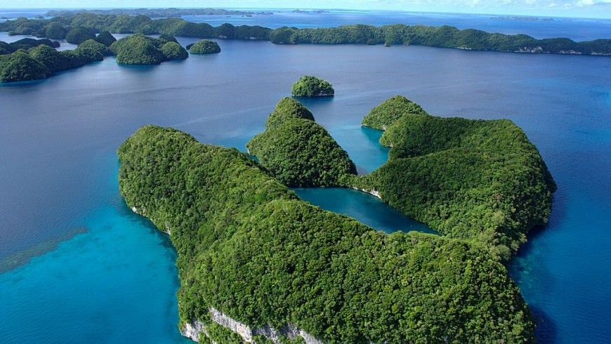 Palau, a unique and pristine archipelago