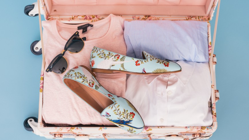 Clothes: things to to Consider When Packing for Sustainable Travel