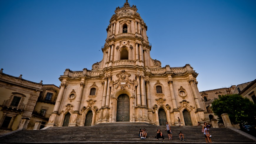St. George Cathedral, Modica.