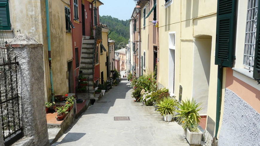 Framura, one of the best seaside villages for your summer