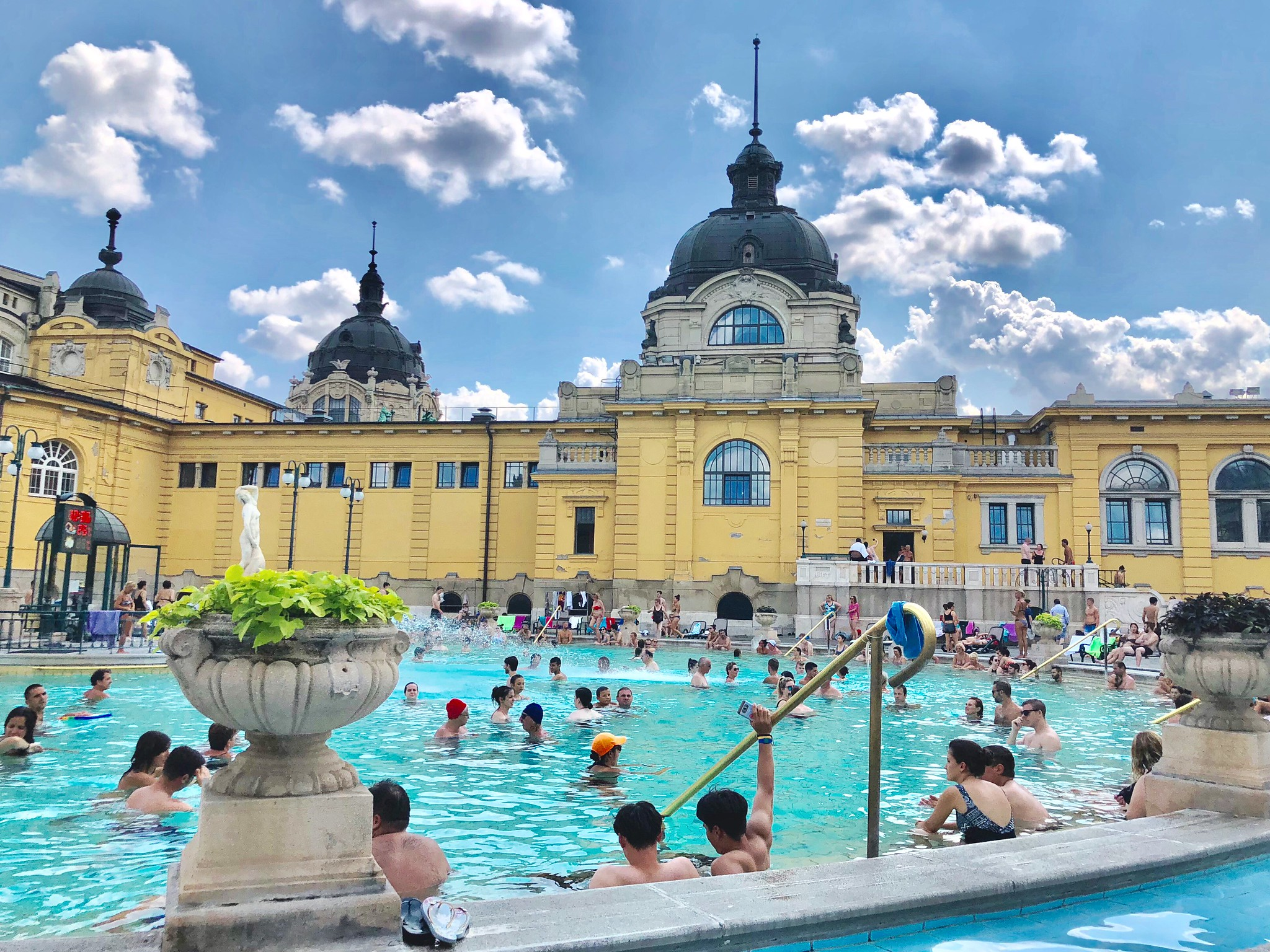 Széchenyi Thermal Bath, Hungary