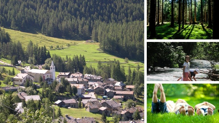 Hotel Miravidi: a week among the woods in Aosta Valley