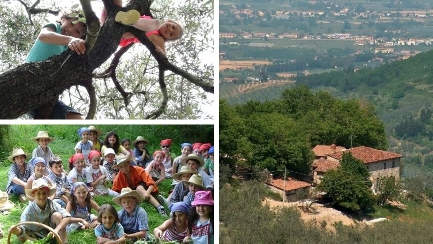 A vacation in an organic farm immersed in Montalbano Rural Park