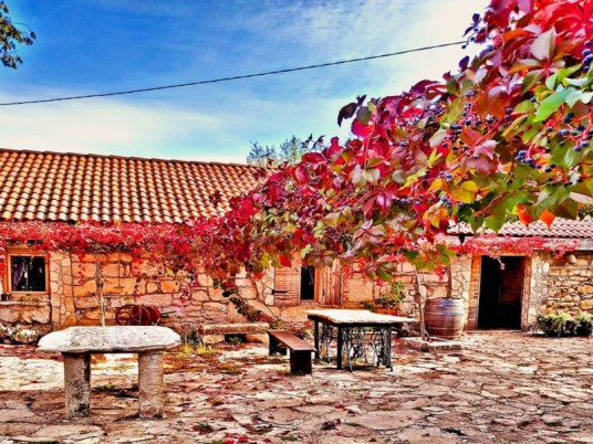 Vineyard eco villa Dalmatia - traditional gastronomy
