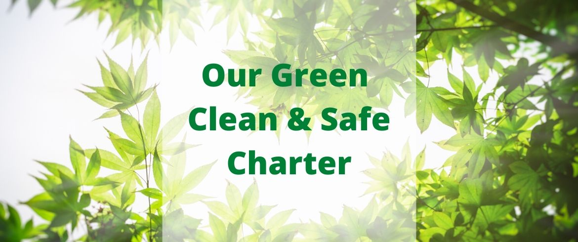 Ecobnb Green, Clean & Safe Charter