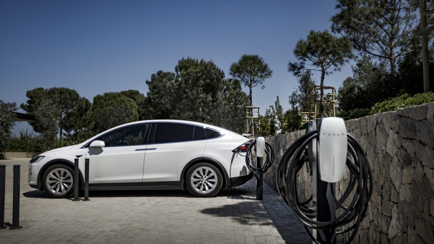 Charging stations for e-cars in Istria