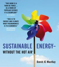 Sustainable Energy — Without the Hot Air