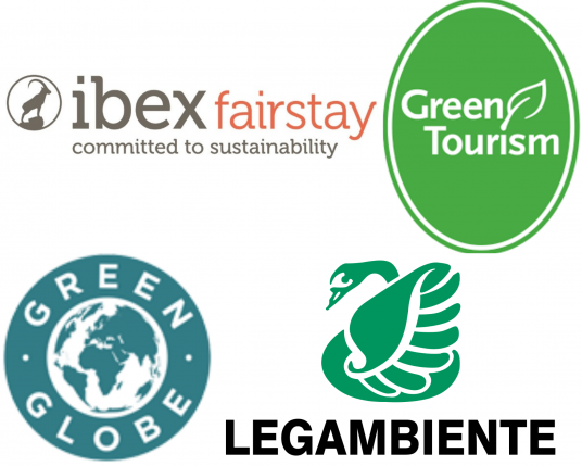 Other certifications logos