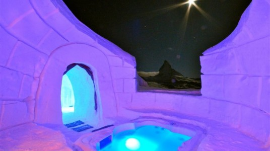 Igloo Village Gstaad