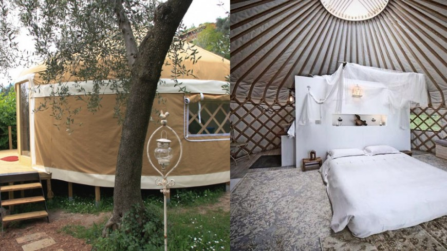12 eco-friendly glamping à ne pas rater en Italie